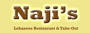 NAJI'S LEBANESE RESTAURANT & TAKE-OUT